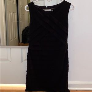 Layered Black Body Con from Ann Taylor